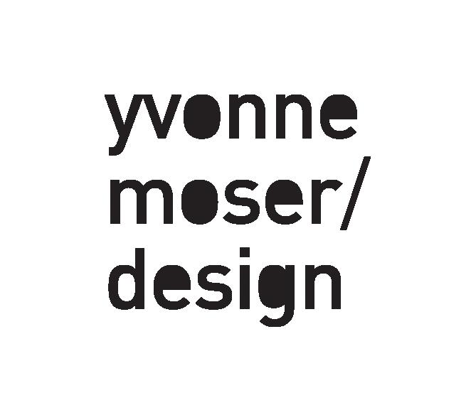 yvonne moser design logo
